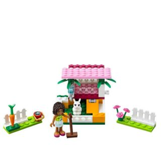 LEGO Friends Andreas Bunny House (3938)      Toys
