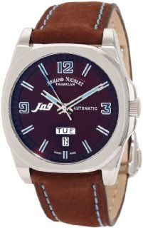 Armand Nicolet Men's 9650A MR P865MZ2 J09 Casual Automatic Stainless Steel Watch Watches