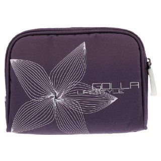 Golla Day Tripper G881 GPS Bag/Case 2010 Range (Small)   Purple Computers & Accessories