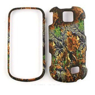 Samsung Intercept M910   Premium   Camouflage/Nature/Hunter Series   Faceplate   Case   Snap On   Perfect Fit Guaranteed Cell Phones & Accessories