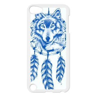 Custom Dreamcatcher Back Cover Case for iPod Touch 5th Generation LLIP5 889 Cell Phones & Accessories