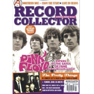 Record Collector (Issue 417) (August 2013 (Pink Floyd Cover)) Ian McCann Books