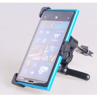 EnGive� Vent Car Holder Mount Stand for Nokia Lumia 920 in Black+ EnGive�Free Cleaning Cloth Cell Phones & Accessories