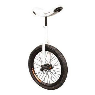 Game / Play Ramiko Deluxe Unicycle   20 Inch Wheel   White   BY904A, , bike, shop, parts, online, bicycle Toy / Child / Kid Toys & Games
