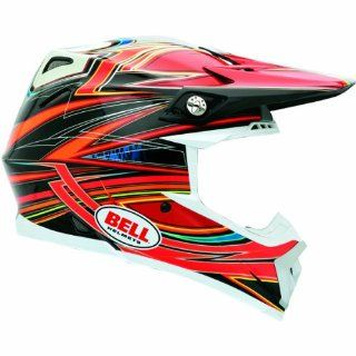 Bell Tilt Multi Men's Moto 9 Motocross/Off Road/Dirt Bike Motorcycle Helmet   X Large Automotive