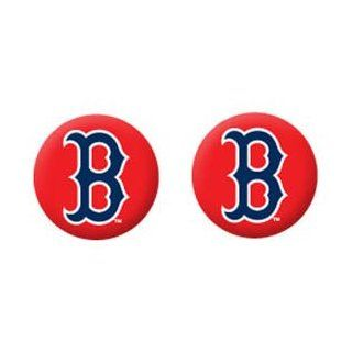 MLB Boston Red Sox Stud Earrings  Sports Fan Earrings  Sports & Outdoors