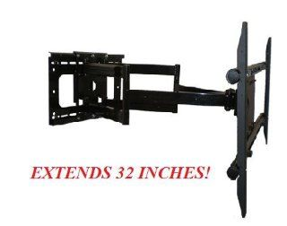 Sony Bravia XBR 65HX929 LED Internet TV Compatible Full Motion Articulating TV Wall Mount Bracket **Living Room/ Fireplace/ Game Room** Extends 32 Inches Electronics