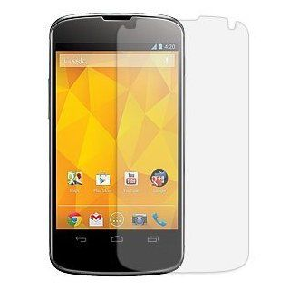 LG Nexus 4 E960 Anti Glare Screen Protector Cell Phones & Accessories