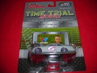 2000 NASCAR Racing Champions Time Trial 2000 Mark Martin #6 Valvoline Ford Taurus 1/64 Diecast Toys & Games
