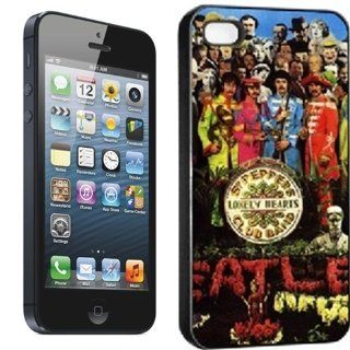 The Beatles Cool Unique Design Phone Cases for iPhone 5 / 5S   Covers for iphone 5 / 5S Vol11 Cell Phones & Accessories