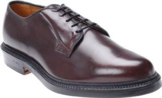 Allen Edmonds Mens Leeds,Burgundy Shell,12.5 C US Shoes