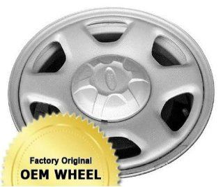 FORD ESCAPE 16X6.5 6 SLOT Factory Oem Wheel Rim  STEEL BLACK   Remanufactured Automotive