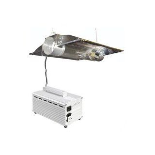 400 watt Sun System Switchable Air Cooled Deluxe Grow Light System  Patio, Lawn & Garden