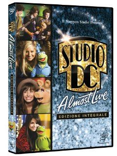 The Muppets Studio Presents Studio DC Almost Live   Edizione Integrale Demi Lovato, The Jonas Brothers, Ashley Tisdale, Selena Gomez Movies & TV