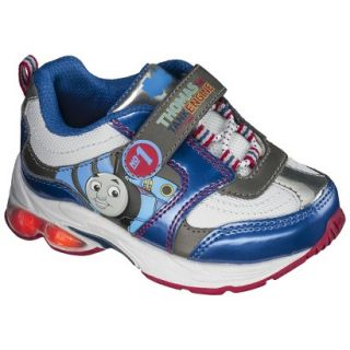 Toddler Boys Thomas The Tank Engine Light Up Sneakers   Blue 7