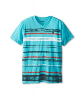 Hurley Kids Money Tee Boys T Shirt (Blue)
