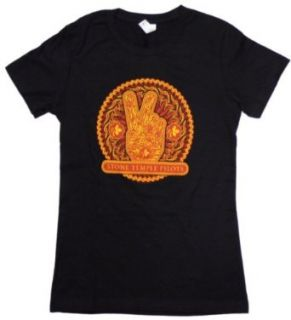 Stone Temple Pilots Between the Lines Juniors T shirt in Black, Size Small, Color Black Clothing