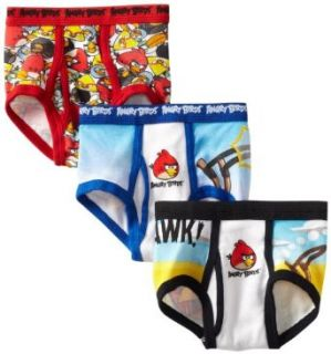 Fruit of the Loom Boys 2 7 Toddler Angry Birds Brief Briefs Underwear Clothing