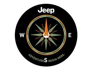 Jeep Spare Tire Cover Adventure Begins Here Automotive