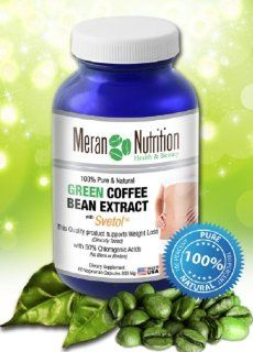 Pure Green Coffee Bean Extract with Svetol (Not Generic This Is a High Quality Green Coffee Bean Extract). 800 Mg. Per Serving/ 60 Vegetarian Capsules Containing 50% Chlorogenic Acid. All Natural Zero Artificial Ingredients. Clinically P
