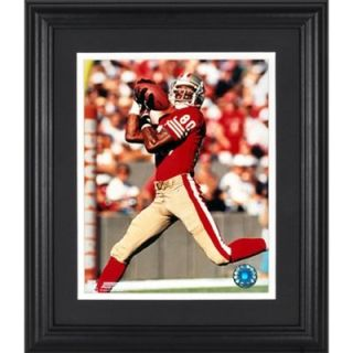 Jerry Rice San Francisco 49ers Framed Unsigned 8 x 10 Catching Photograph