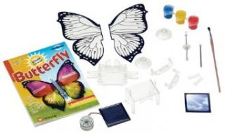 Elenco Solar Powered Butterfly Toys & Games