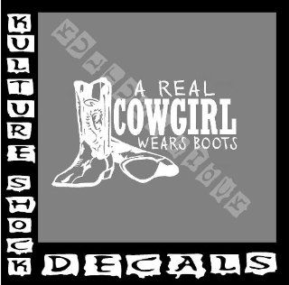 Country, Girl Decal
