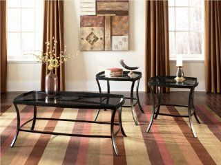 Shop 3 Piece Contemporary Occasional End Table Set at the  Furniture Store
