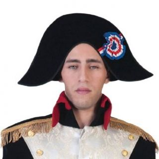 Napoleon Costume Hat   Adult Std. Clothing