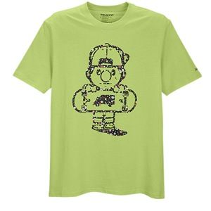 Trukfit Lil Tommy Short Sleeve T Shirt   Mens   Casual   Clothing   Sharp Green