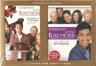 Everybody Loves Raymond The Complete Fifth Season Plus Holidays with the Barones Movies & TV