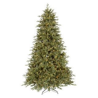 7.5 ft. Valley Fir Pre lit LED Christmas Tree   Christmas Trees