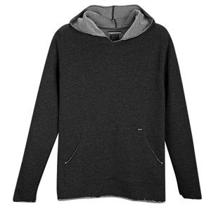 RVCA Dobo Pullover Hoodie   Mens   Casual   Clothing   Black Heather