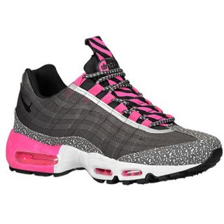 Nike Air Max 95 Premium Tape   Mens   Running   Shoes   Midnight Fog/Black/Pink Foil