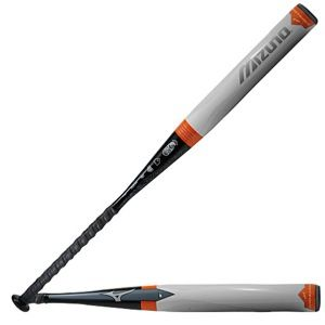 Mizuno Whiteout Fastpitch Bat   Womens   Softball   Sport Equipment   Orange/Black