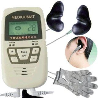 Neuropathy Treatment System Medicomat 10A Conductive Gloves for Relief of Peripheral Neuropathy Diabetic Neuropathy Poly Neuropathy Nerve Pain. Therapy glove suitable for the following conditions arthritis of the hand, joint afflictions, rheumatic syndrom