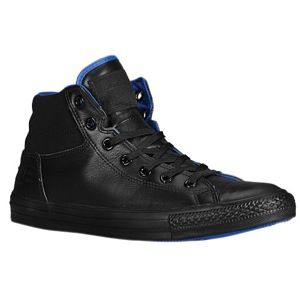 Converse CT Fresh Hi   Mens   Basketball   Shoes   Black/Blue