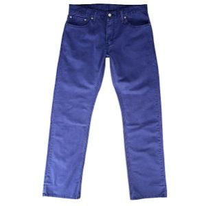 Levis 514 Slim Straight Jeans   Mens   Casual   Clothing   Deep Cobalt Twill