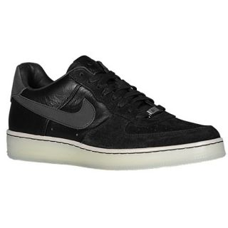 Nike Air Force 1 Downtown   Mens   Basketball   Shoes   Black/Black