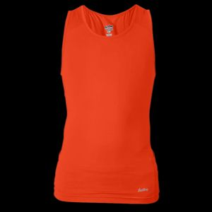 EVAPOR Compression Tank   Mens   Basketball   Clothing   Orange