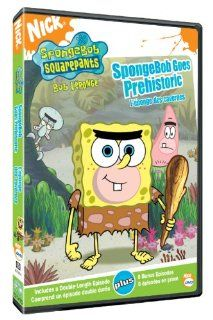 Spongebob Squarepants Goes Prehistoric Movies & TV