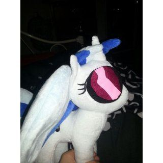 Custom My Little Pony Friendship Is Magic Dj Pon 3 Vinyl Scratch Plush Toy Toys & Games