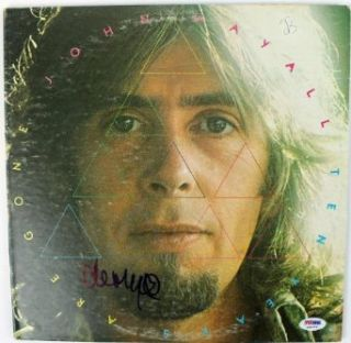 JOHN MAYALL TEN YEARS ARE GONE SIGNED ALBUM COVER W/ VINYL PSA/DNA #S80784 Entertainment Collectibles