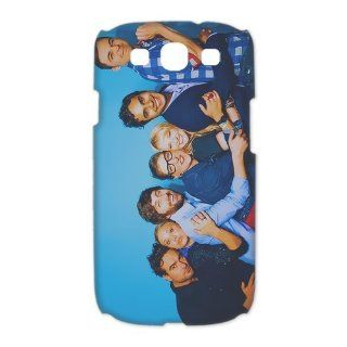 The Big Bang Theory Case for Samsung Galaxy S3 I9300, I9308 and I939 Petercustomshop Samsung Galaxy S3 PC02318 Cell Phones & Accessories