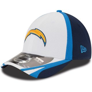NEW ERA Mens San Diego Chargers 2014 Training Camp 39THIRTY Stretch Fit Cap