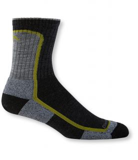 Mens Darn Tough Cushion Socks, Micro Crew Light