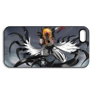 CTSLR iphone 5 Case   Unique Design Case for iphone 5   Hard Plastic Back Case   Anime Series BLEACH(08.45)   05 Cell Phones & Accessories