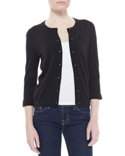 Womens somerset button down cardigan, black   kate spade new york   Black