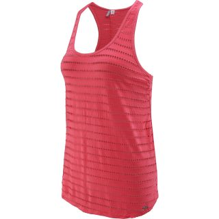 RIP CURL Womens Open Road Tank Top   Size Medium, Coral