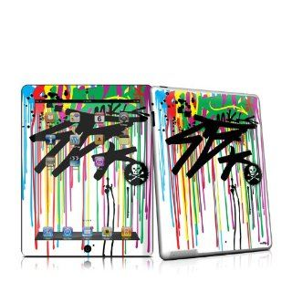 Colour Rain Design Protective Decal Skin Sticker (High Gloss Coating) for Apple iPad 2nd Gen Tablet E Reader Electronics